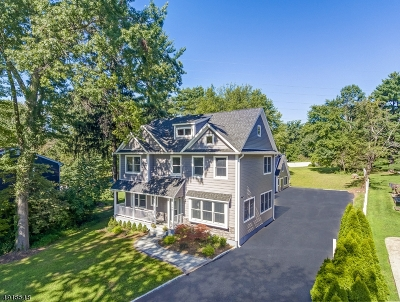 Berkeley Heights Twp. Single Family Home For Sale: 149 Kline Blvd