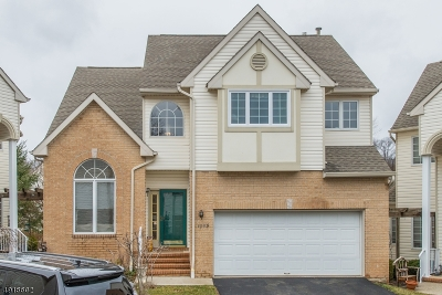 West Orange Twp. Condo/Townhouse For Sale: 1095 Smith Manor Blvd