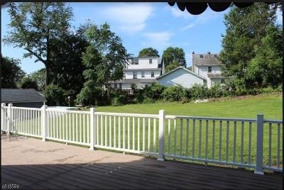 West Orange Twp. Single Family Home For Sale: 112 Walker Rd