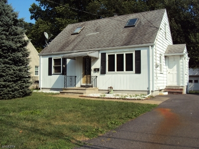 Clark Twp. Single Family Home For Sale: 43 James Ave