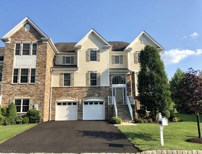 West Orange Twp. Condo/Townhouse For Sale: 19 Luth Ter