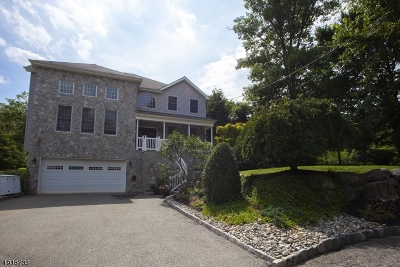 Livingston Twp. Single Family Home For Sale: 29 Manor Rd