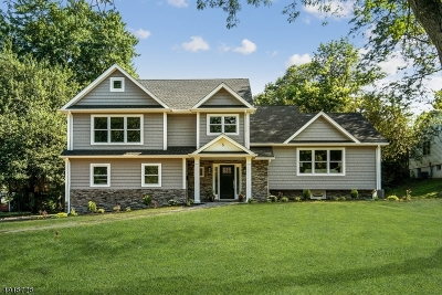 Livingston Twp. Single Family Home For Sale: 5 Downing Pl
