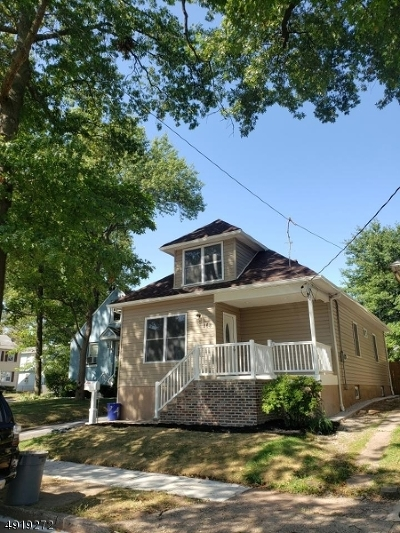 Rahway City Single Family Home For Sale: 868 Main St