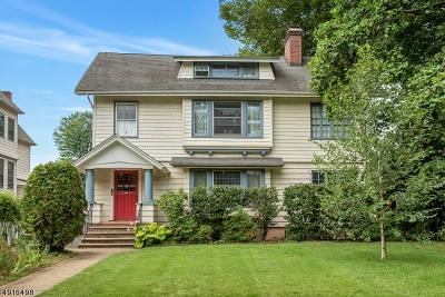 Homes for Sale in Montclair Twp , NJ