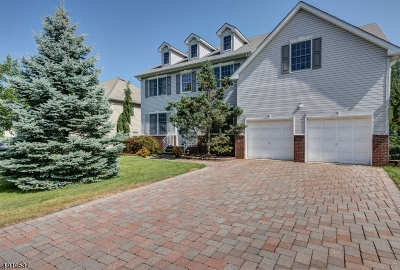 West Orange Twp. Single Family Home For Sale: 76 Terrace Ave
