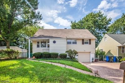 Woodbridge Twp. Single Family Home For Sale: 131 Atlantic St