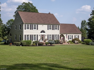 Union Twp. Single Family Home For Sale: 46 Perryville Rd