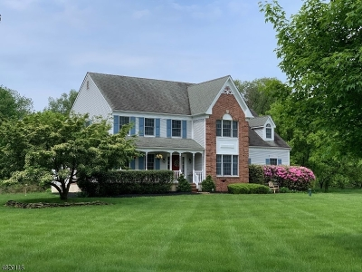 Union Twp. Single Family Home For Sale: 1 Coachman Dr