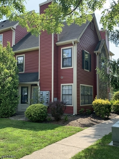 East Brunswick Twp. Condo/Townhouse For Sale: 267 Crosspointe Dr