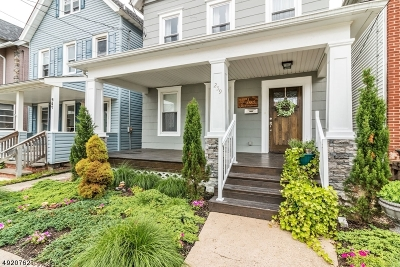 South Amboy City Single Family Home For Sale: 259 1st St
