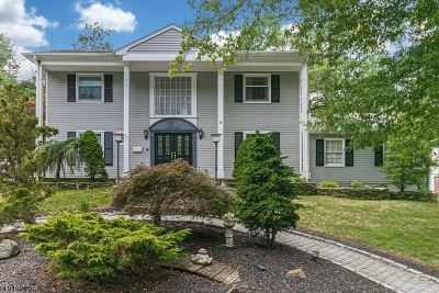 West Orange Twp. Single Family Home For Sale: 9 Arverne Rd