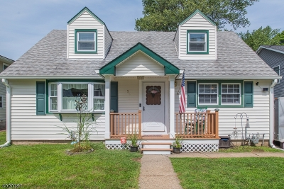 Denville Twp. Single Family Home For Sale: 59 Hinchman Avenue
