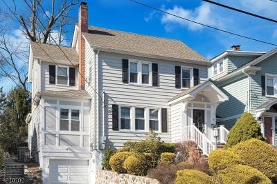 New Providence Boro Single Family Home For Sale: 4 Lavina Ct