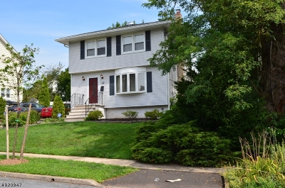 Montclair Twp. Single Family Home For Sale: 32 Linden Ave