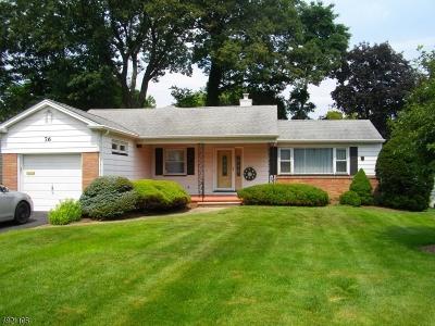 Springfield Twp. Single Family Home For Sale: 76 Warwick Cir