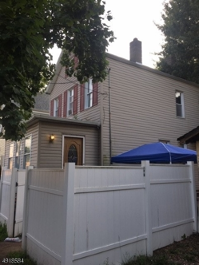 Rahway, Rahway City Single Family Home For Sale: 1170 Broad St
