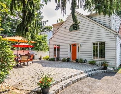 Livingston Twp. Single Family Home For Sale: 456 S Livingston Ave