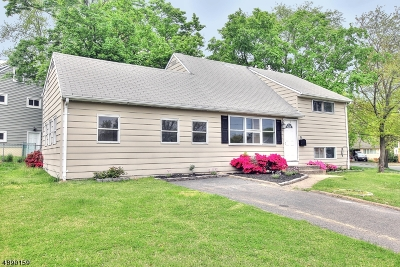 East Brunswick Twp. Single Family Home For Sale: 61 Hillsdale Rd