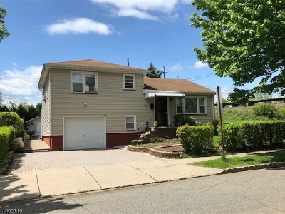 Roselle Park Boro Single Family Home For Sale: 422 Filbert St