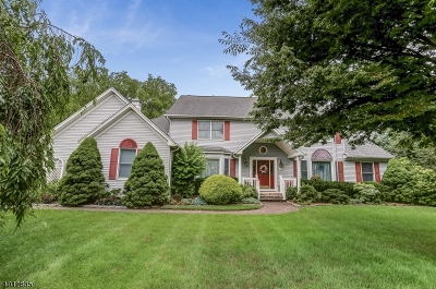 Denville Twp. Single Family Home For Sale: 2 Harvest Way