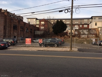 Jersey City NJ Residential Lots & Land For Sale: $3,495,000