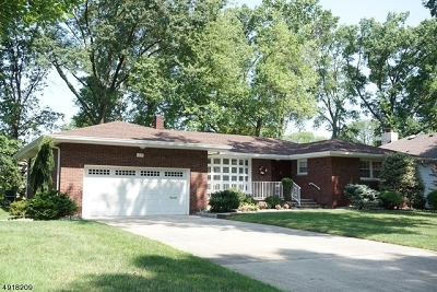 Clark Twp. Single Family Home For Sale: 23 Fairview Rd