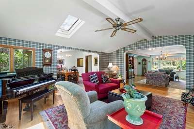 Fanwood Boro Single Family Home For Sale: 215 Midway Ave