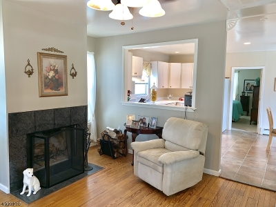 Clark Twp. Single Family Home For Sale: 57 Lincoln Blvd