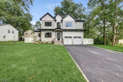 Livingston Twp. Single Family Home For Sale: 5 Avon Ave