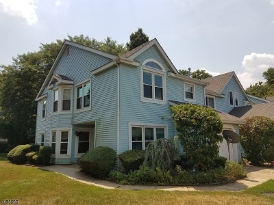 East Brunswick Twp. Condo/Townhouse For Sale: 99 Van Liew Ct