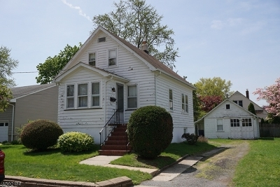Clark Twp. Single Family Home For Sale: 309 New York Ave