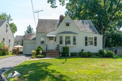 Union Twp. Single Family Home For Sale: 907 Lafayette Ave