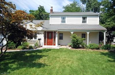 Livingston Twp. Single Family Home For Sale: 33 Fellswood Dr