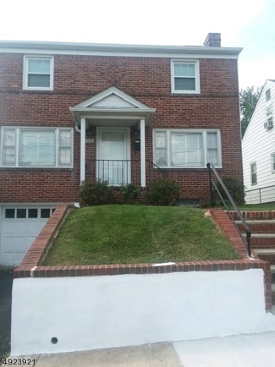 Union Twp. Single Family Home For Sale: 1616 Van Ness Ter