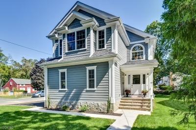 Livingston Twp. Single Family Home For Sale: 40 W Hobart Gap Rd