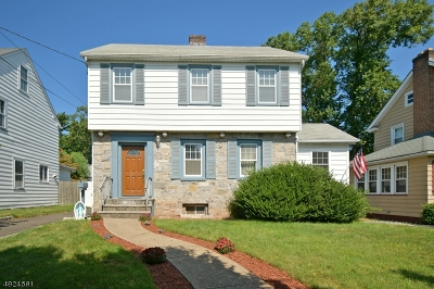 Union Twp. Single Family Home For Sale: 710 Midland Blvd