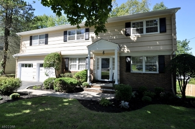 West Orange Twp. Single Family Home For Sale: 17 Devonshire Ter
