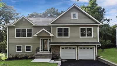 Livingston Twp. Single Family Home For Sale: 56 Edgemere Rd