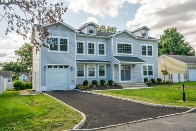 Union Twp. Single Family Home For Sale: 741 Roessner Dr