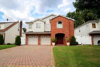 Union Twp. Single Family Home For Sale: 758 Lafayette Ave