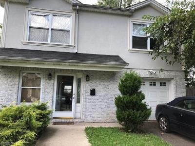 Roselle Boro Single Family Home For Sale: 1140 Spruce St