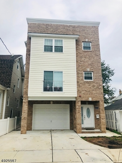 Elizabeth City Multi Family Home For Sale: 101 Claremont Ter