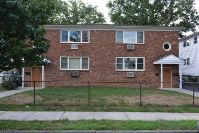 Linden City Multi Family Home For Sale: 630-632 Middlesex St