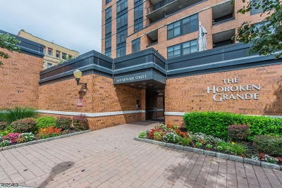 Hoboken City Condo/Townhouse For Sale: 610 Newark St #3G