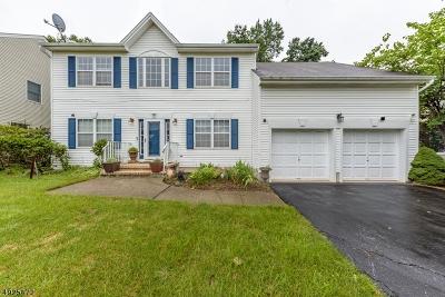 Scotch Plains Twp. Single Family Home For Sale: 15 Autumn Dr