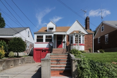 Union Twp. Single Family Home For Sale: 316 Salem Rd