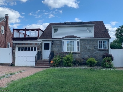 Union Twp. Single Family Home For Sale: 1786 Oak Hill Dr