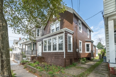 Bayonne Single Family Home For Sale: 95 W 9th St