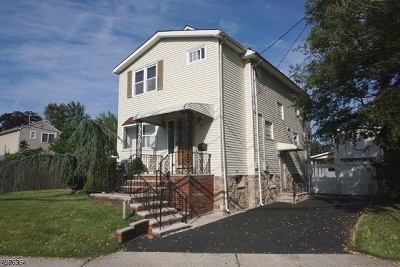 Clark Twp. Single Family Home For Sale: 41 Brant Ave